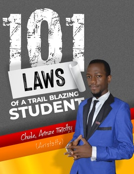101 Laws of a Trail Blazing Student
