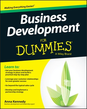Business Development For Dummies