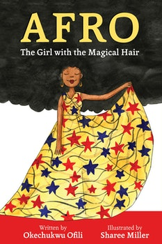 Afro the Girl With The Magical Hair