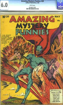 Amazing Mystery Funnies 20