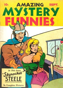 Amazing Mystery Funnies 2