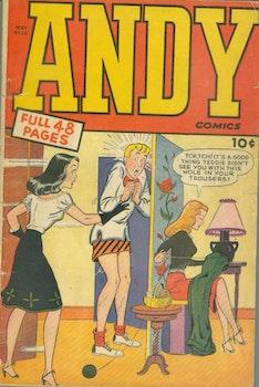 Andy Comics 2