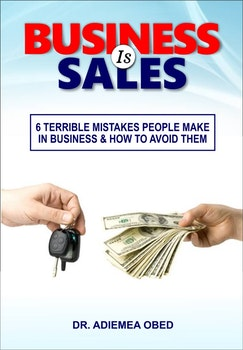 Business is Sales