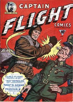 Captain Flight