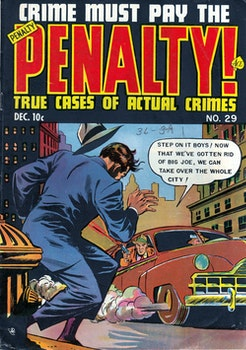 Crime Must Pay 29
