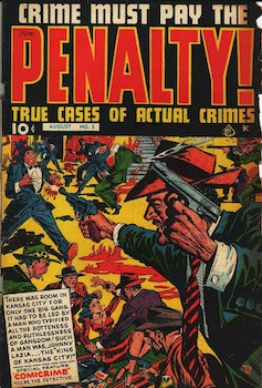 Crime must pay the price 3