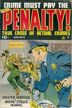 Crime must pay the price 9