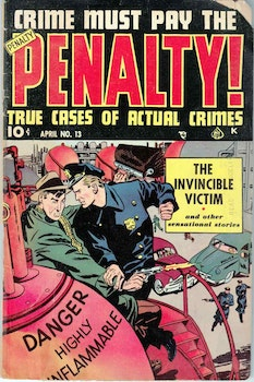 Crime must pay the price 13