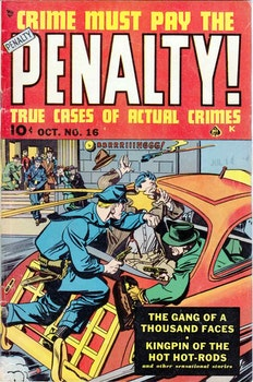 Crime Must Pay The Penalty 16