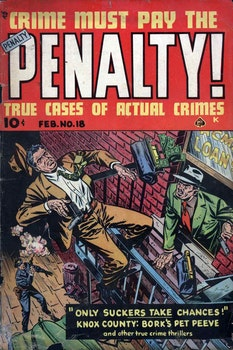 Crime must pay the price 18