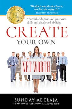 Create Your Own Net Worth