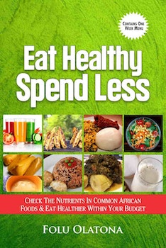Eat Healthy, Spend Less
