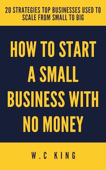 How to Start a Small Business With No Money