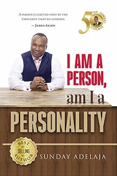 I am a Person, Am I a Personality
