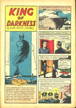 King of Darkness #3