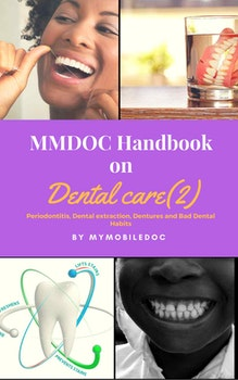 MMDOC HANDBOOK ON DENTAL CARE Series (2)
