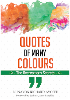 Quotes of Many Colours 1