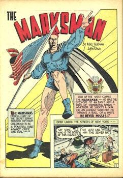 The Marksman #1