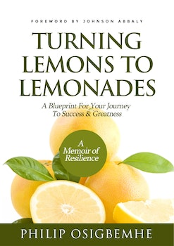 Turning Lemons to Lemonades: A Blueprint For Your Journey to Success and Greatness