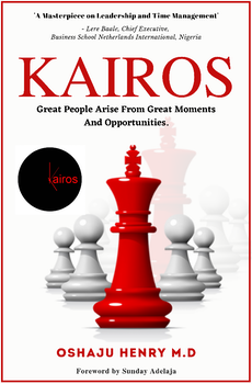 KAIROS: Great People Arise From Great Moments and Opportunities