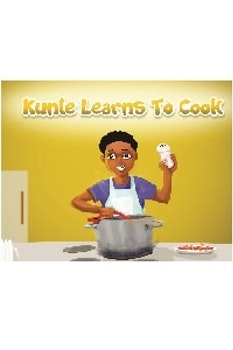 Kunle Learns to Cook