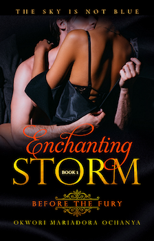The Sky is Not Blue: Enchanting Storm
